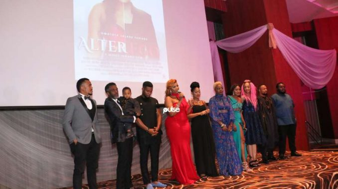 Alter Ego Movie Premiere
