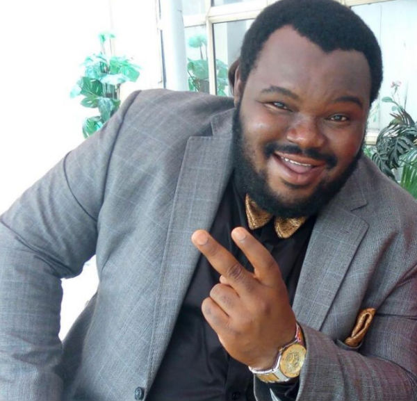 Gregory Ojefua, Nollywood actor,