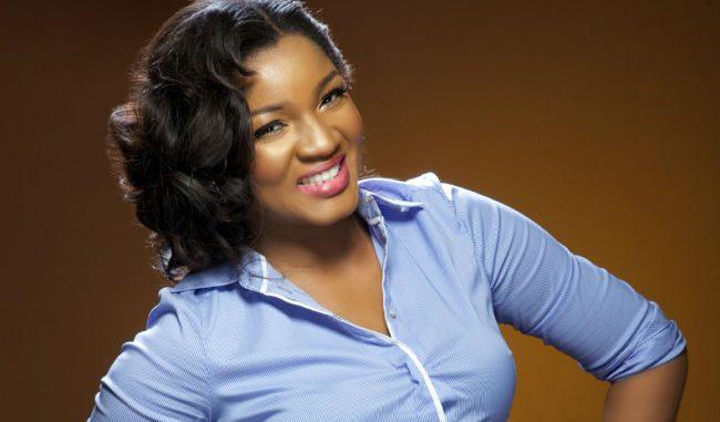 Nollywood actress, Omotola Jalade