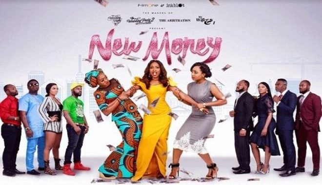 Nollywood movie New Money
