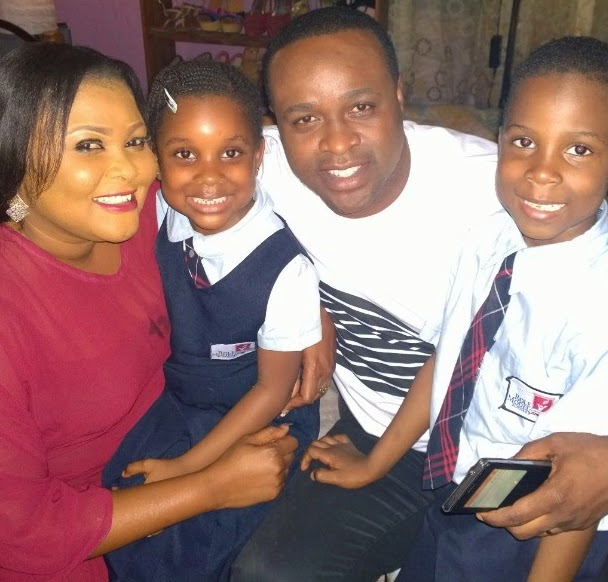 Ireti Osayemi is married to Bakky Adeoye