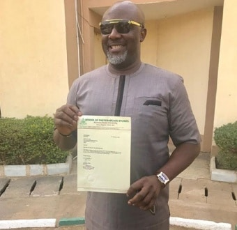Dino Melaye breaks silence over failed attempt to recall him