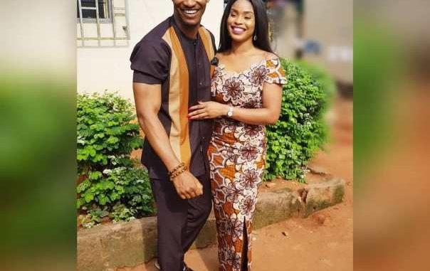 Photos: Nollywood Actor, Gideon Okeke Marries Chidera Udueze