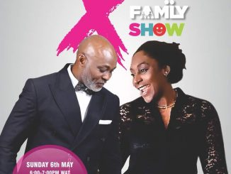 They are back! Yay! Catch ‭‭RMD and Ego Boyo on the season premiere of The Mr X Family Show