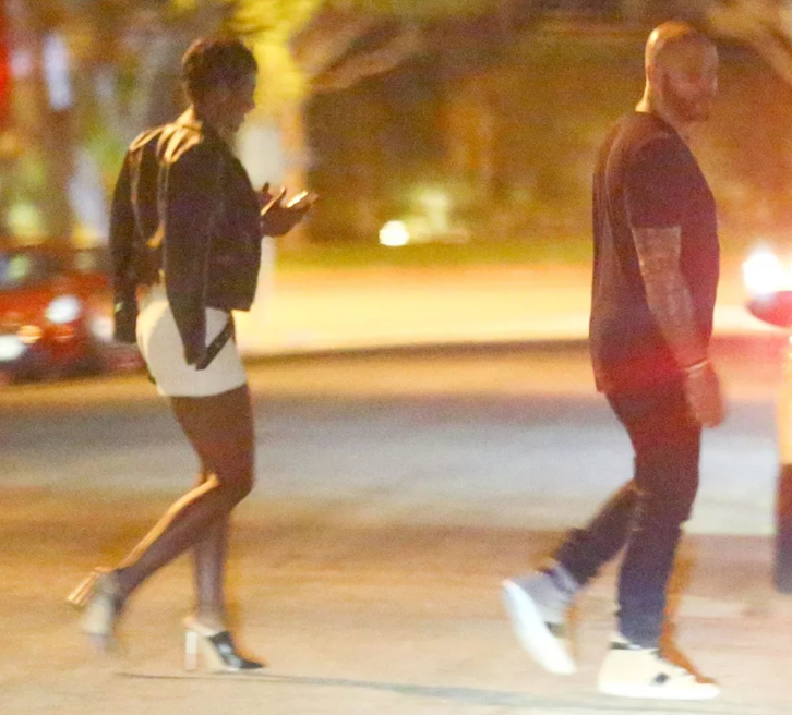 Mel B\'s ex husband pictured out with woman believed to be his new girlfriend