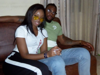 BBNaija 2018: Teddy A and Bambam all loved up in new photos