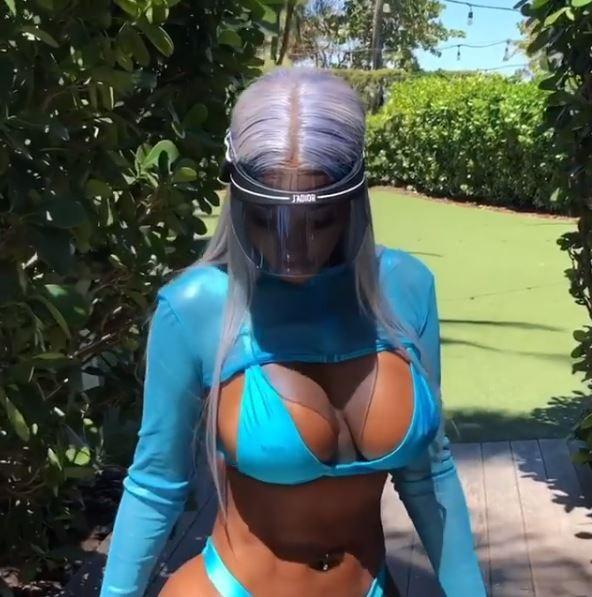Bernice Burgos flaunts her eye-popping bod in sexy bodysuit (Photos)