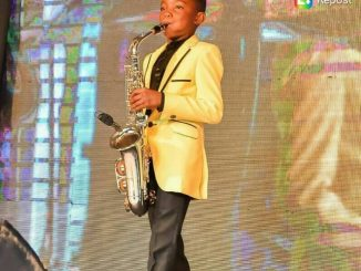 Vote TemmySax in Nigeria's top 10 wonder kids
