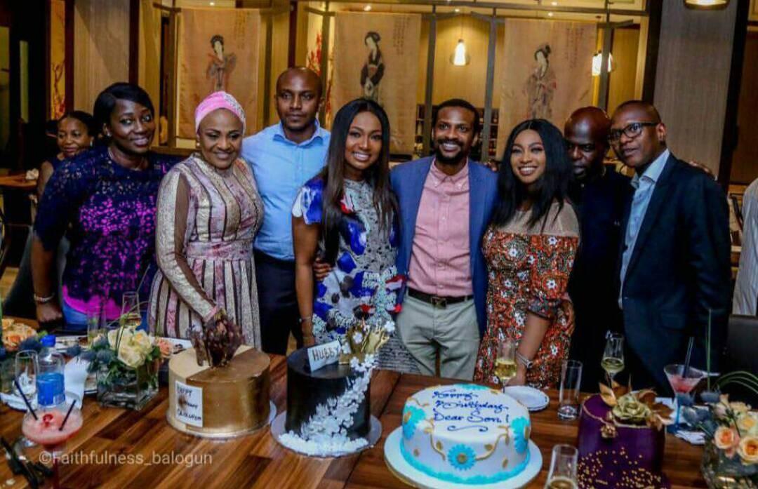 Photos from the 30th birthday dinner of Oyo state governor, Abiola Ajimobi\'s son, Idris