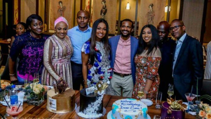 Photos from the 30th birthday dinner of Oyo state governor, Abiola Ajimobi's son, Idris