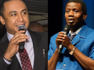 OAP Freeze outlines reasons why Pastor Adeboye won't make heaven (video)