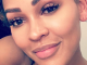 Meagan Good gets eyebrows transplant