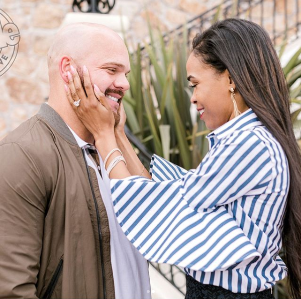 Michelle Williams is engaged to Pastor Chad Johnson! (photos from the engagement)