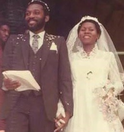 Governor Rotimi Akeredolu and wife Betty celebrate 37th wedding anniversary with throwback photos