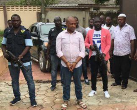 45 Officers who arrested billionaire kidnapper, Evans get special promotion by Police Service Commision