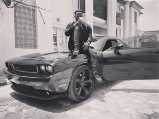 Nigerian rapper, Zoro adds a Chevrolet Camaro whip to his garage