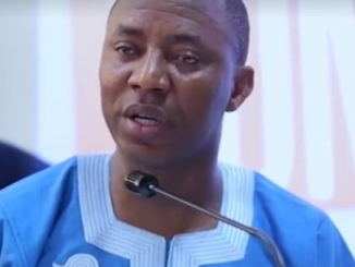 Video: Lagos SARS officers stopped us because we said we don't have a job - Omoyele Sowore