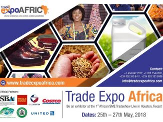Trade Expo Africa creates platform for African SMEs to penetrate the U.S. market