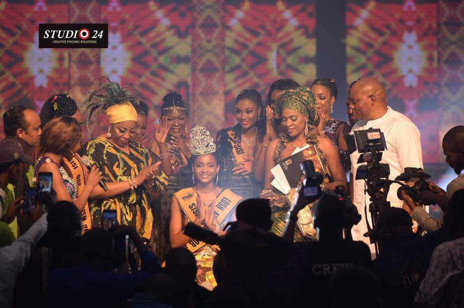 19 year old model wins Sisi Oge 2018 …As stars, eminent personalities grace night of glitz, glamour