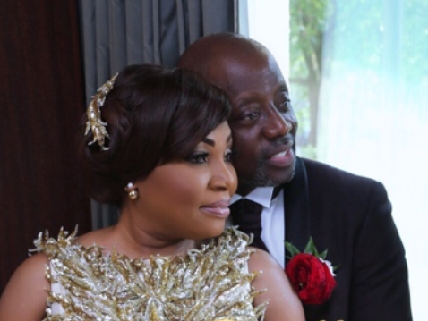 Amazing God! John Shittu's wife, Vivian Chiologi gives birth at the age of 51 (photos)
