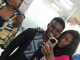#BBNaija: Check out Anto's side-eye as her 'man'' Lolu took a pic with a fan
