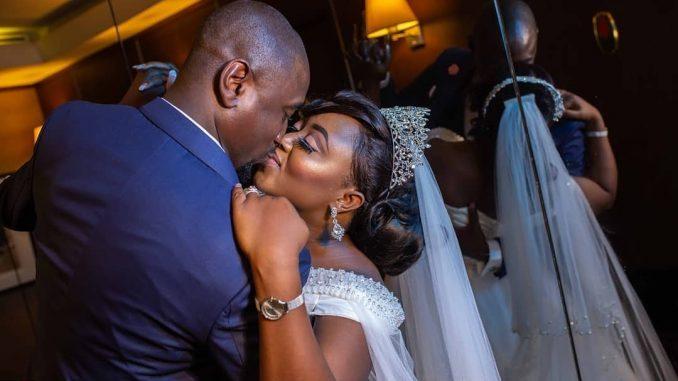 Photos from the beautiful Union of Amaka Ndukwe and Damola Babalola