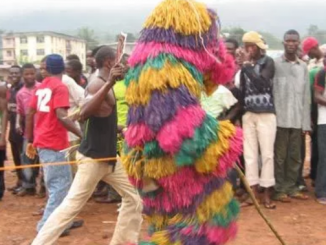 One killed, many injured as masquerades invade church during service in Anambra State