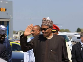 President Buhari Returns To Nigeria From London