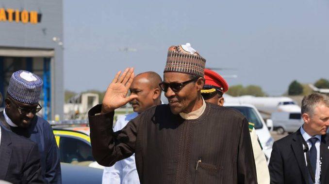 President Buhari Returns To Nigeria From London