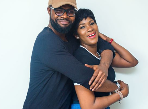 Actress Stephanie Linus and hubby, Idahosa, celebrate 6th wedding anniversary