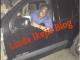 Dj Gosporella escapes death after ramming his car into a truck early this morning (Photos)