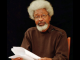 Prof Wole Soyinka says 'governance in Nigeria has collapsed'