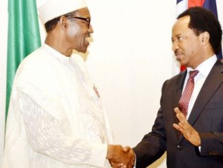 ''President Buhari's integrity not enough to lead Nigeria'' Shehu Sani