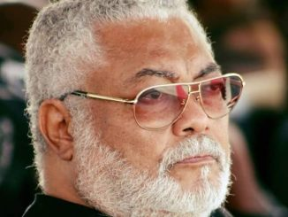 Former Ghanaian leader, Jerry Rawlings distances himself from President Buhari's controversial comments on Nigerian youths