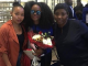 Photos: #BBNaija's Ceec receives warm welcome from her fans in South Africa