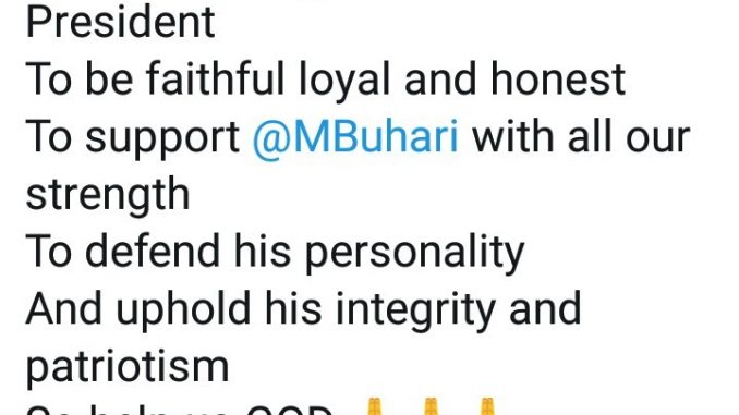 See the Buhari pledge APC UK has come up with