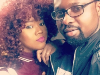 Stella Damasus's husband, Daniel Ademinokan celebrates her as she turns 40, says ''I don't know what I've done to deserve you as my wife''