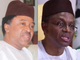 Senator Shehu Sani files counter claim against Nasir El-Rufai claiming N5 billion for alleged libelous broadcast