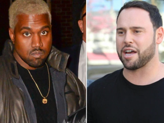 Kanye West fires manager, Scooter Braun over mental health controversy