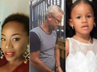 Lagos state govt says overwhelming forensic evidence reveals singer Alizee's Danish husband killed her and their 3-year-old daughter