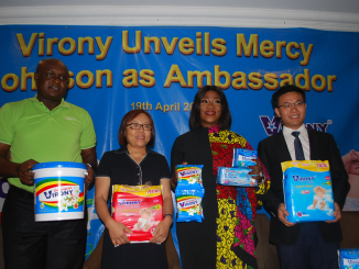 Virony broadens market, appoints Mercy Johnson-Okojie brand ambassador