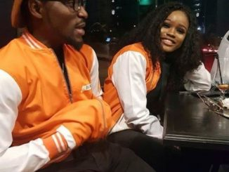 Tobi and Cee-C pictured together all smiles (Photos)