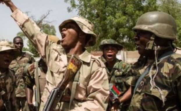 Army arrest 5 militias in Nasarawa State, recover arms