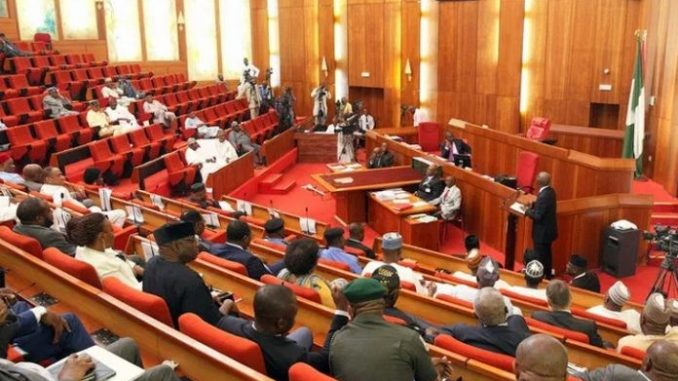 Breaking: Senators call for President Buhari's impeachment
