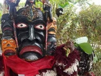 Angry man calls for reintroduction of 'Ekpo-Nka-Owo' a Spirit that punishes infidelity in marriage in Akwa Ibom