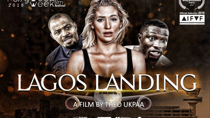 Lagos Landing: A film by Theo Ukpaa premieres, in Paris, at Nollywood Film Festival and Screens at Anthens Film Festival