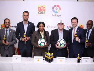 LaLiga signs Regional Partnership with Big Cola Nigeria