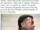 Reno Omokri says there is an order to get him arrested whenever he steps foot into Nigeria