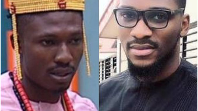 #BBNaija: ''People voted out of pity for Efe and not because he had potentials or values'' Tobi