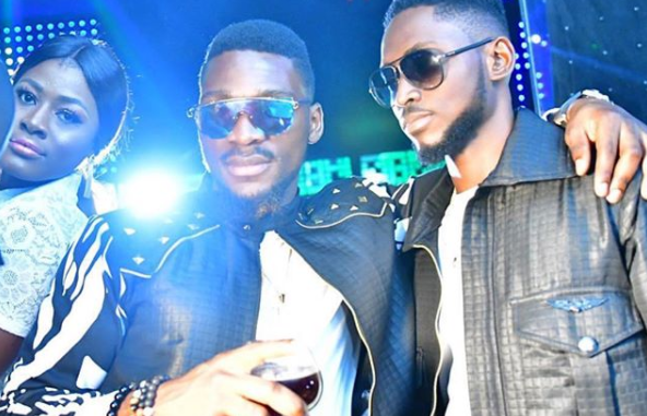 More photos from the #BBNaija contestants reunion party